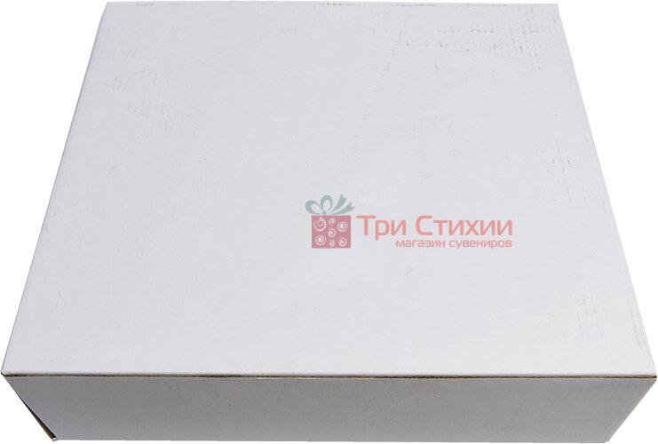 Х'юмідор Angelo на 10 сигар Темно-червоний (920016), фото 4