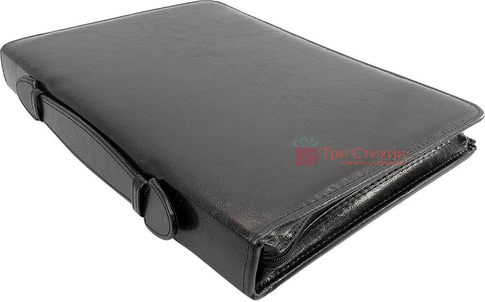 Папка деловая для документов JPB AK-12 Черная, фото 4