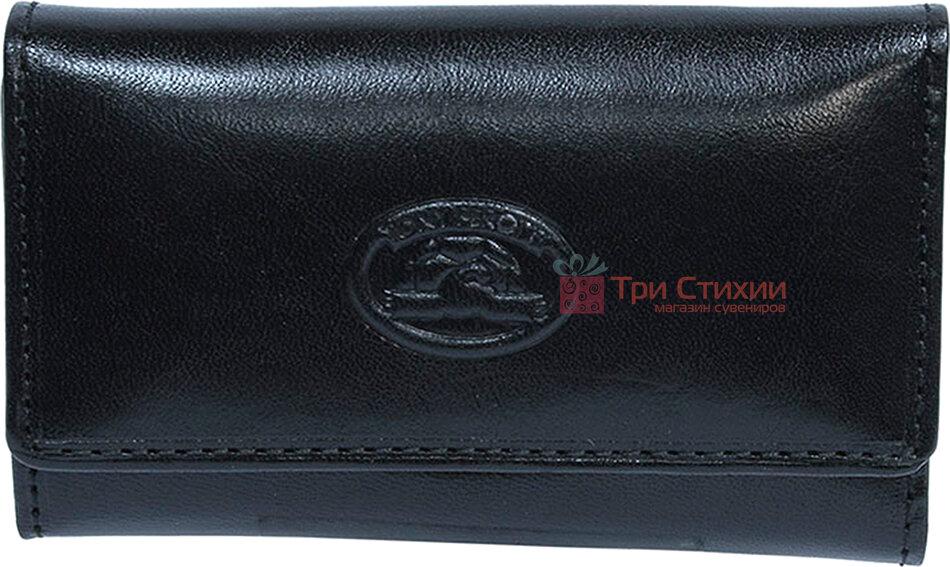 Ключниця Tony Perotti Italico 1117-it nero Чорна, Колір: Чорний, фото 2