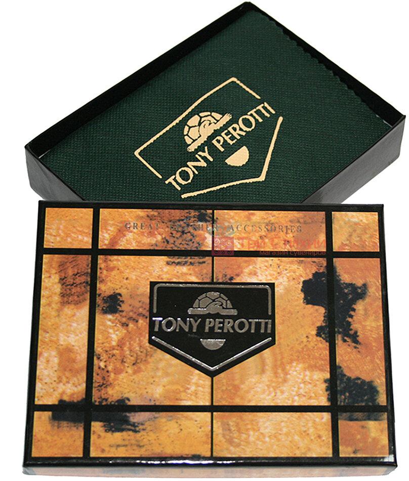 Ключниця Tony Perotti Italico 1117-it nero Чорна, Колір: Чорний, фото 4