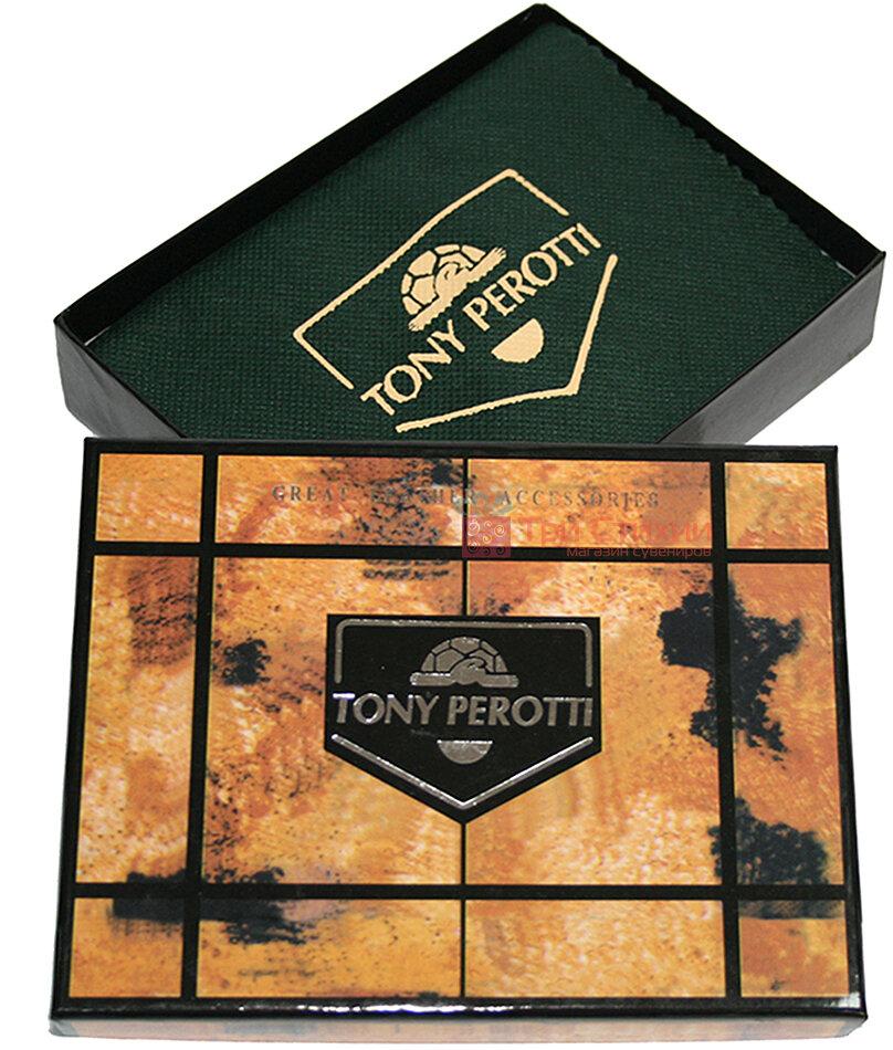 Ключница Tony Perotti Italico 2533-it cognac Коньяк, Цвет: Коньяк, фото 4