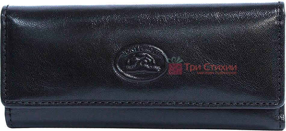Ключниця Tony Perotti Italico 344-it nero Чорна, фото 3