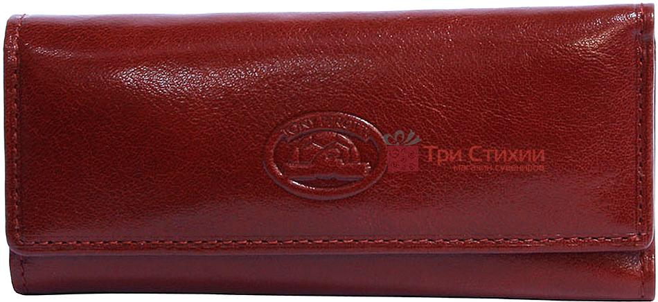 Ключница Tony Perotti Italico 344-it rosso Красная, Цвет: Красный, фото 3