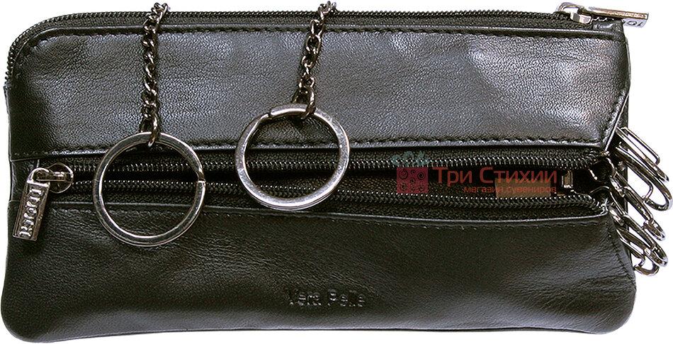 Ключница Tony Perotti Cortina 5021-CR nero Черная, Цвет: Черный, фото