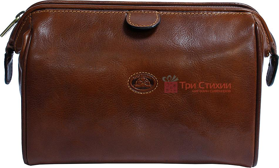 Несесер Tony Perotti Italico 8005-it cognac Коньяк, фото 3
