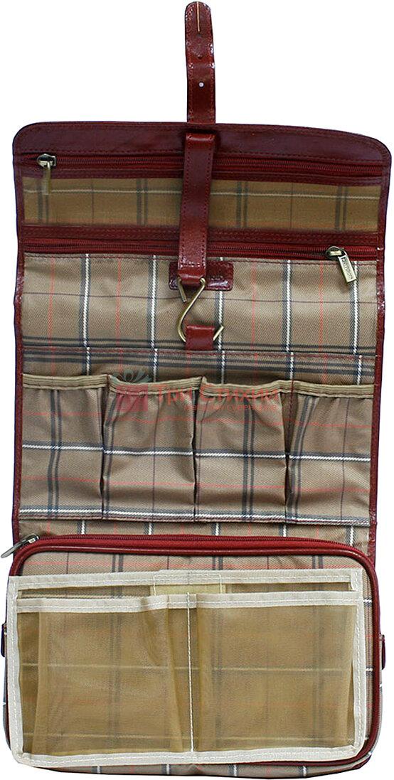 Несессер Tony Perotti Italico 8707-it rosso Красный, Цвет: Красный, фото 4