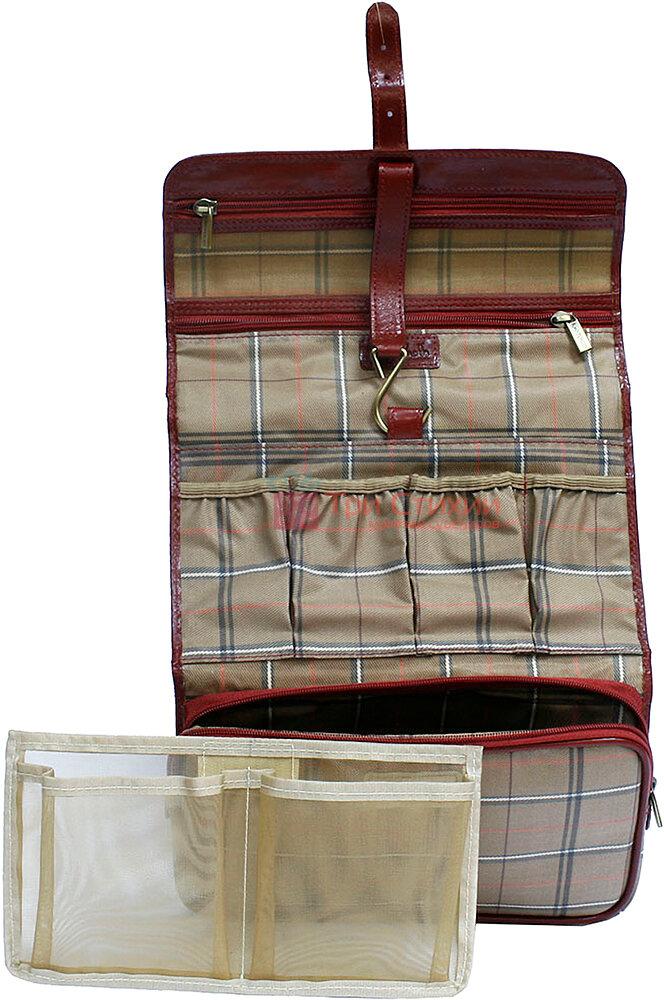 Несессер Tony Perotti Italico 8707-it rosso Красный, Цвет: Красный, фото 5