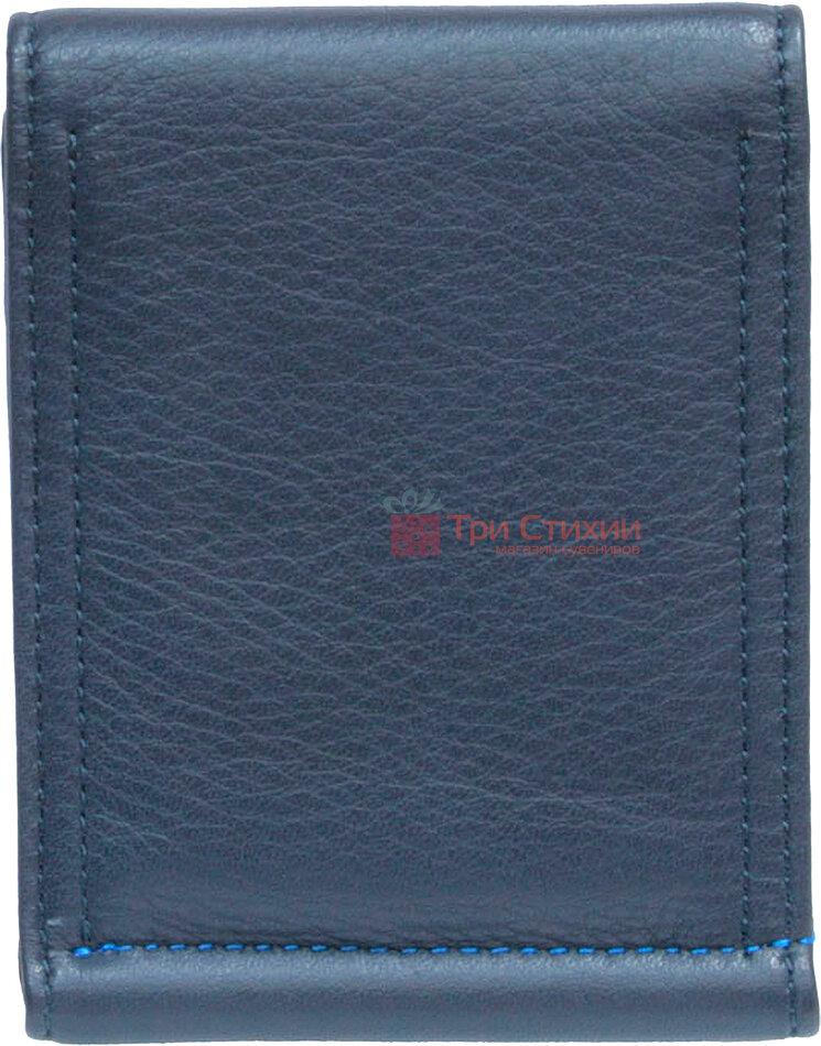 Затиск для грошей Tony Perotti New Contatto 3595-NC navy Синій, фото 5