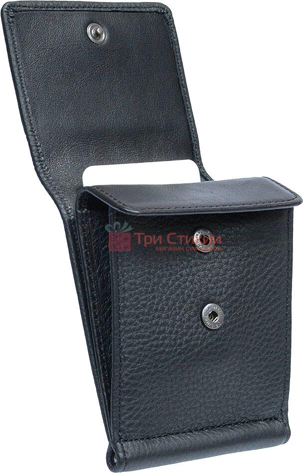 Затиск для грошей Tony Perotti New Contatto 3595-NC nero Чорний, фото 4