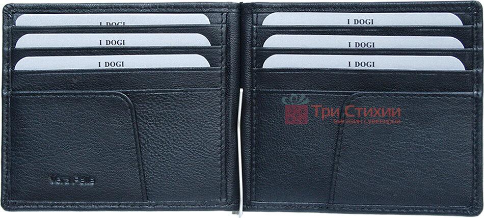 Затиск для грошей Tony Perotti Cortina 5000-CR nero Чорний, Колір: Чорний, фото 2