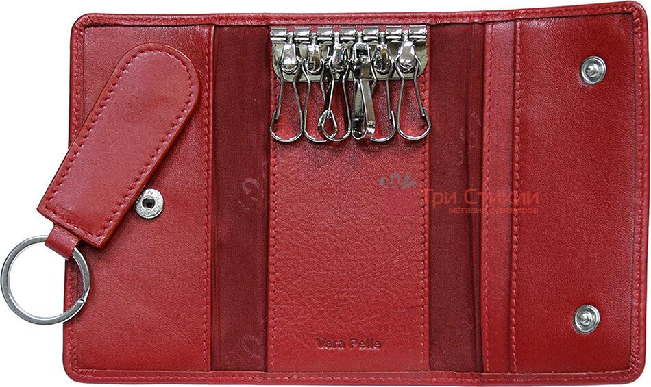Ключниця Tony Perotti Cortina 5005-CR rosso Червона, фото