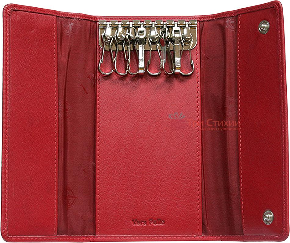 Ключниця Tony Perotti Cortina 5022-CR rosso Червона, фото