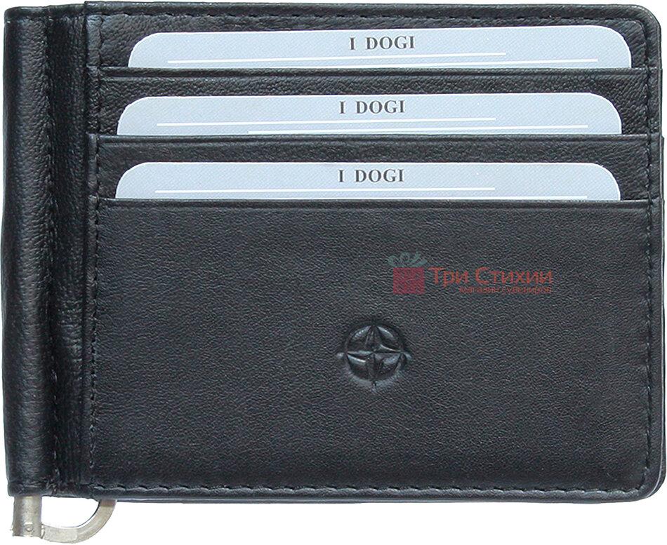 Затиск для грошей Tony Perotti Cortina 5040-CR nero Чорний, фото