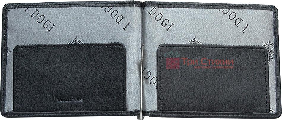 Затиск для грошей Tony Perotti Cortina 5040-CR nero Чорний, фото 2