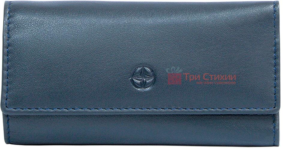 Ключница Tony Perotti Cortina 5041-Cr navy Синяя, фото 2