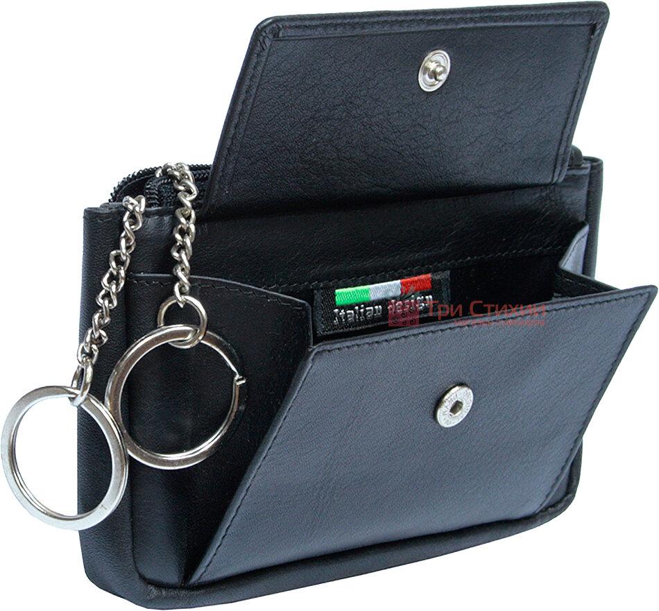 Ключниця Tony Perotti Cortina 5060-CR nero Чорна, фото
