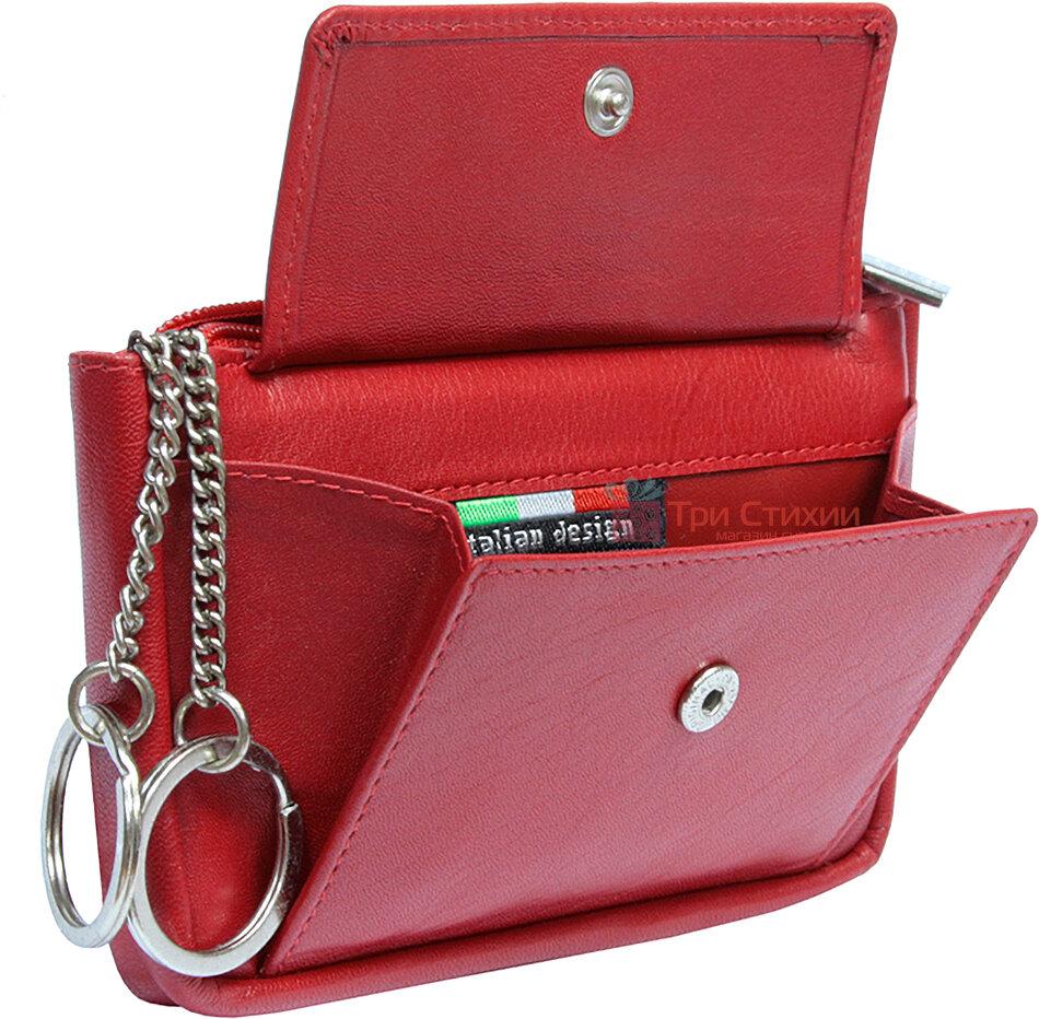 Ключница Tony Perotti Cortina 5060-CR rosso Красная, фото