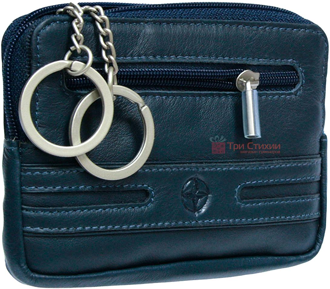 Ключниця Tony Perotti Cortina 5069-CR navy Синя, фото