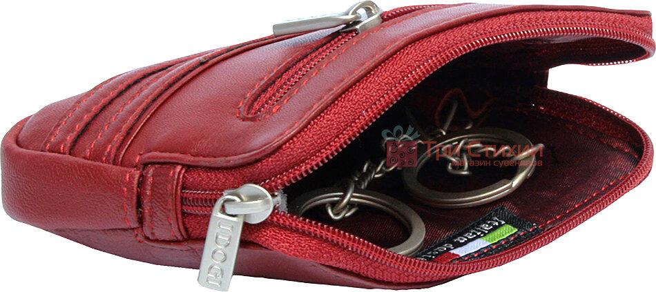 Ключница Tony Perotti Cortina 5069-CR rosso Красная, фото 3