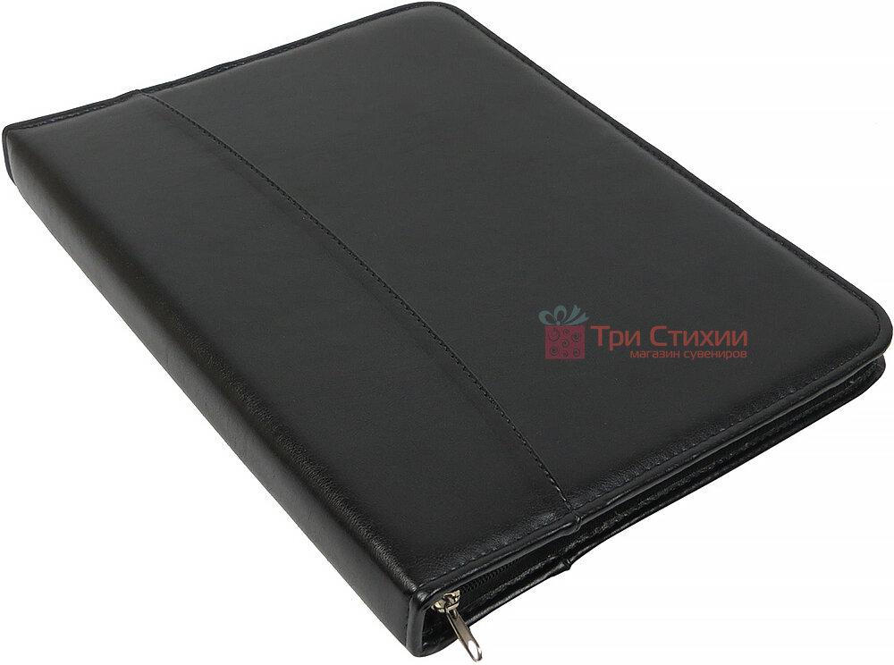 Папка деловая для документов Exclusive 710600 Черная, фото 2