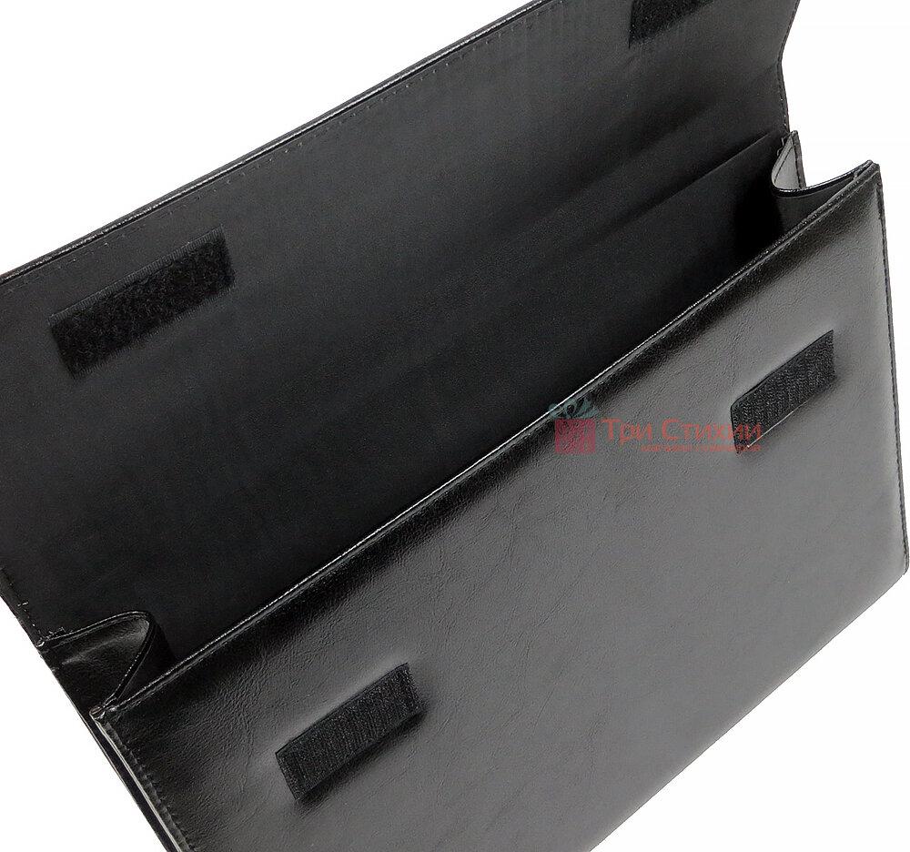 Папка-портфель для документів Exclusive 711300 Чорна, фото 2