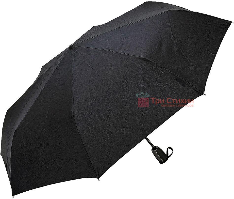 Зонт складной Doppler Carbon 730166 полуавтомат Черный, фото