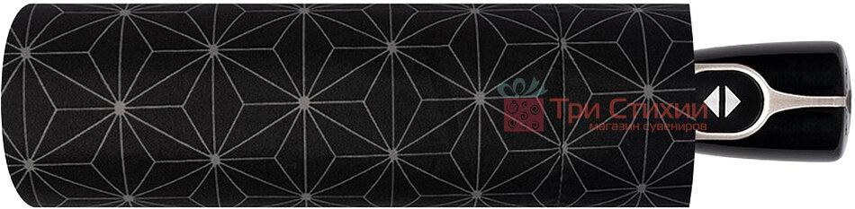 Зонт складной Doppler 7441465BW02 полный автомат Узор, фото 2