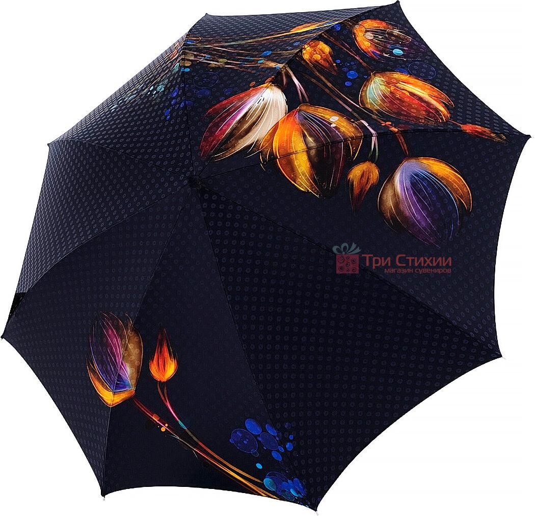 Зонт складной Doppler VIP 34519 Flower полный автомат Цветы, фото