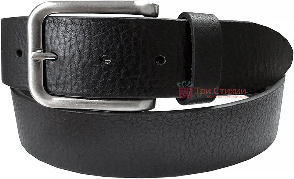 Ремень мужской Tony Perotti Cinture 405 nero Черный 130 см, фото