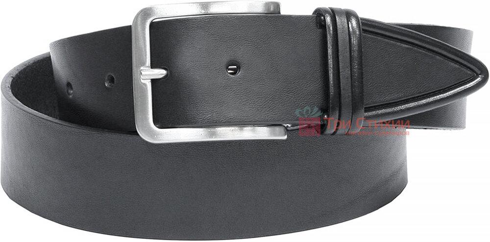 Ремень мужской Tony Perotti Cinture 407 nero Черный 120 см, фото
