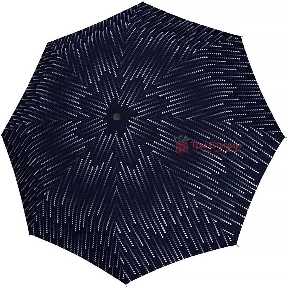 Зонт складной Doppler с UV-фильтром 7441465GL02 полный автомат Синий, фото