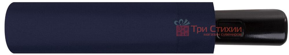 Зонт складной Doppler 12 спиц 746863DMA полный автомат Синий, фото 2
