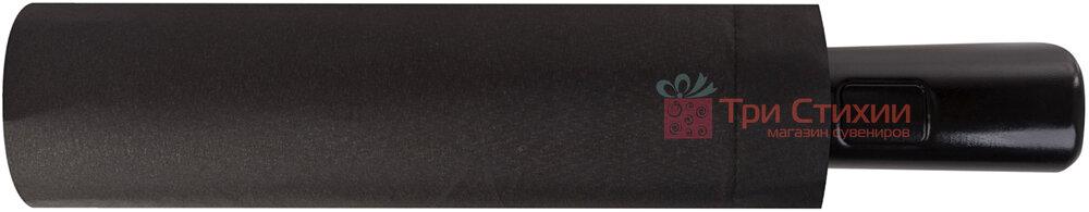 Зонт складной Doppler 12 спиц 746863DSZ полный автомат Черный, фото 2