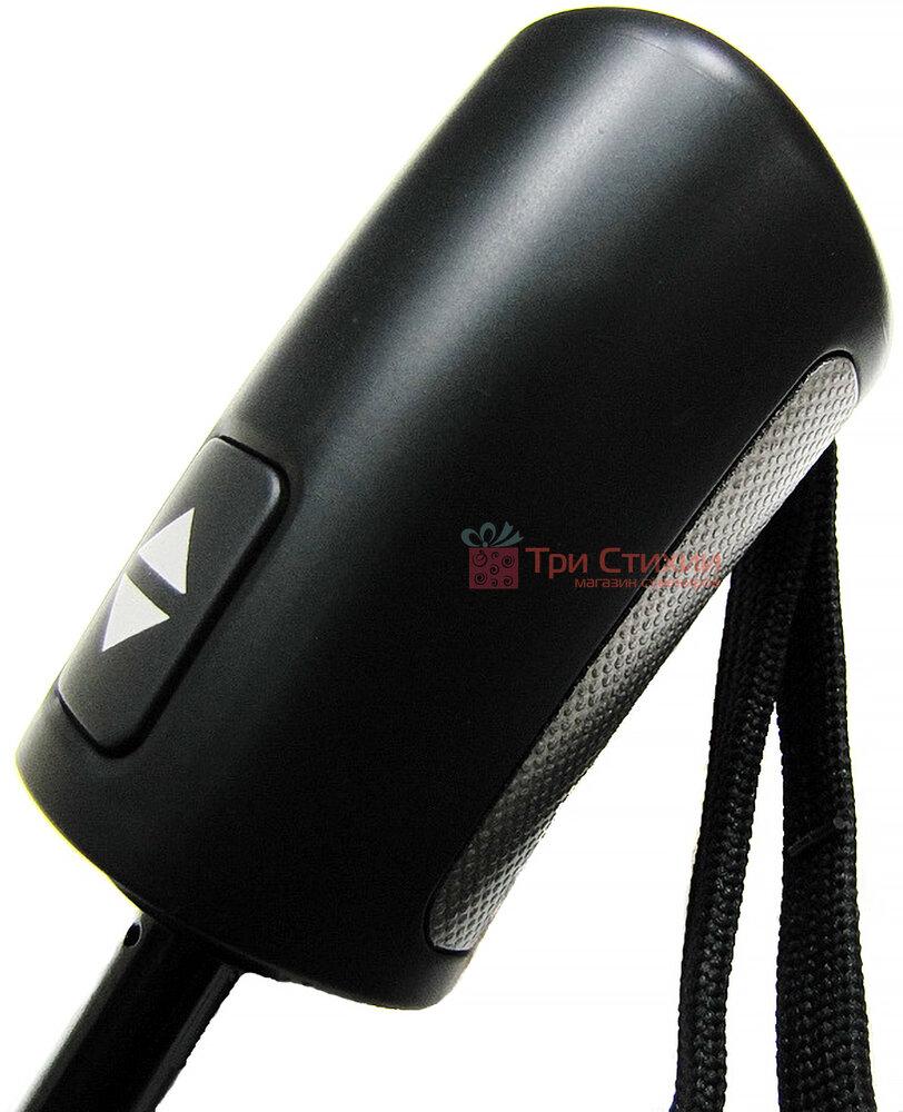 Зонт складной Doppler 12 спиц 746863DSZ полный автомат Черный, фото 3
