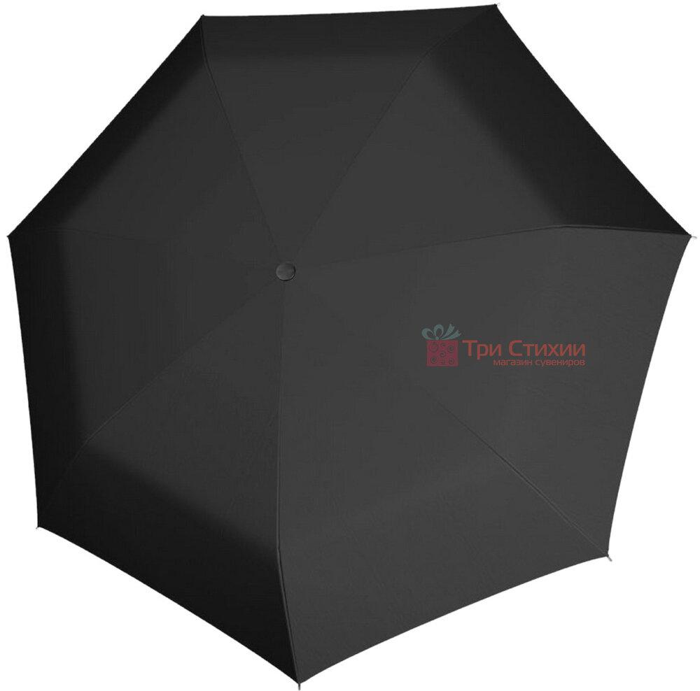 Зонт складной Doppler Carbonsteel 747863DSZ полный автомат Черный, Цвет: Черный, фото
