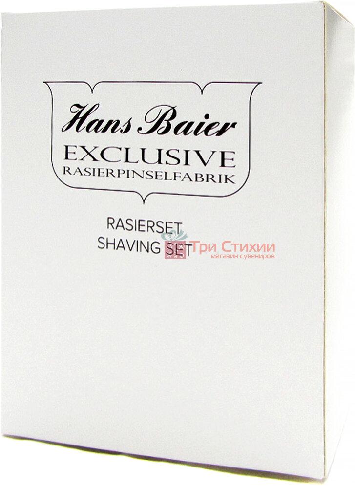 Набор для бритья Hans Baier 75113 Чёрный, Цвет: Черный, фото 4