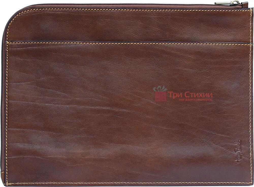 Папка для документов Tony Perotti Italico 8017L cognac Коньяк, Цвет: Коньяк, фото 2