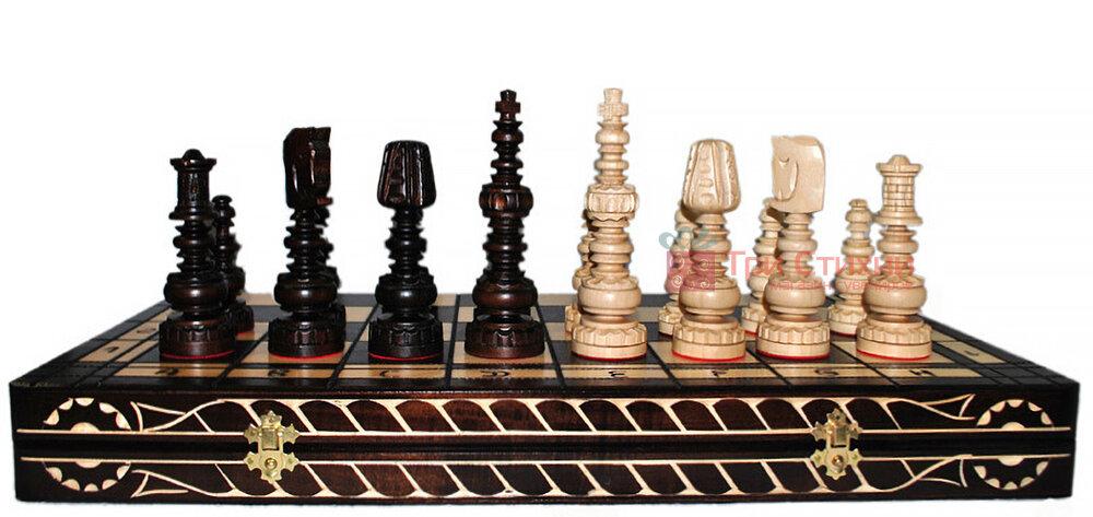 Шахматы Madon MARS король 160 мм (3108), фото 2
