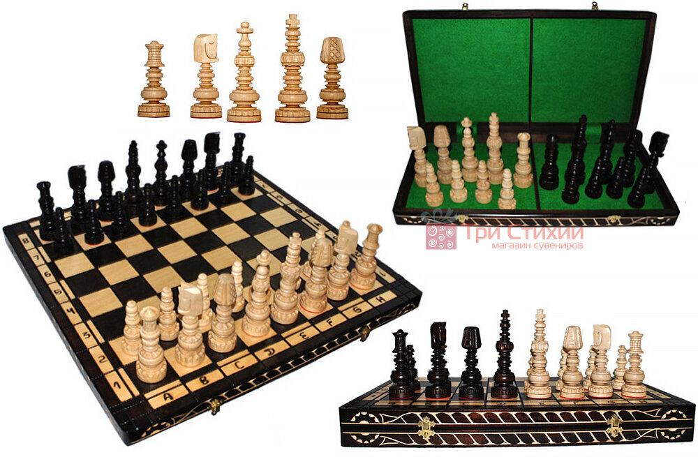 Шахматы Madon MARS король 160 мм (3108), фото 3