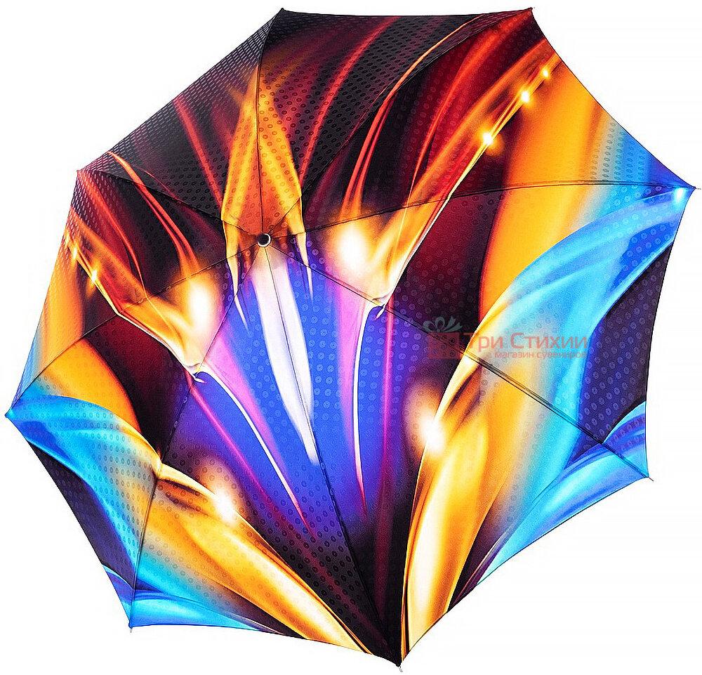 Зонт складной Doppler34519 Flame полный автомат Цветной, фото