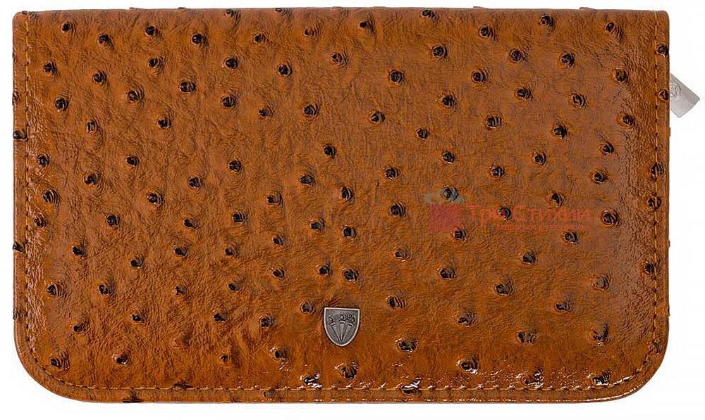 Маникюрный набор Kellermann 12 предметов 5705MCN CUT Коньяк, фото 3