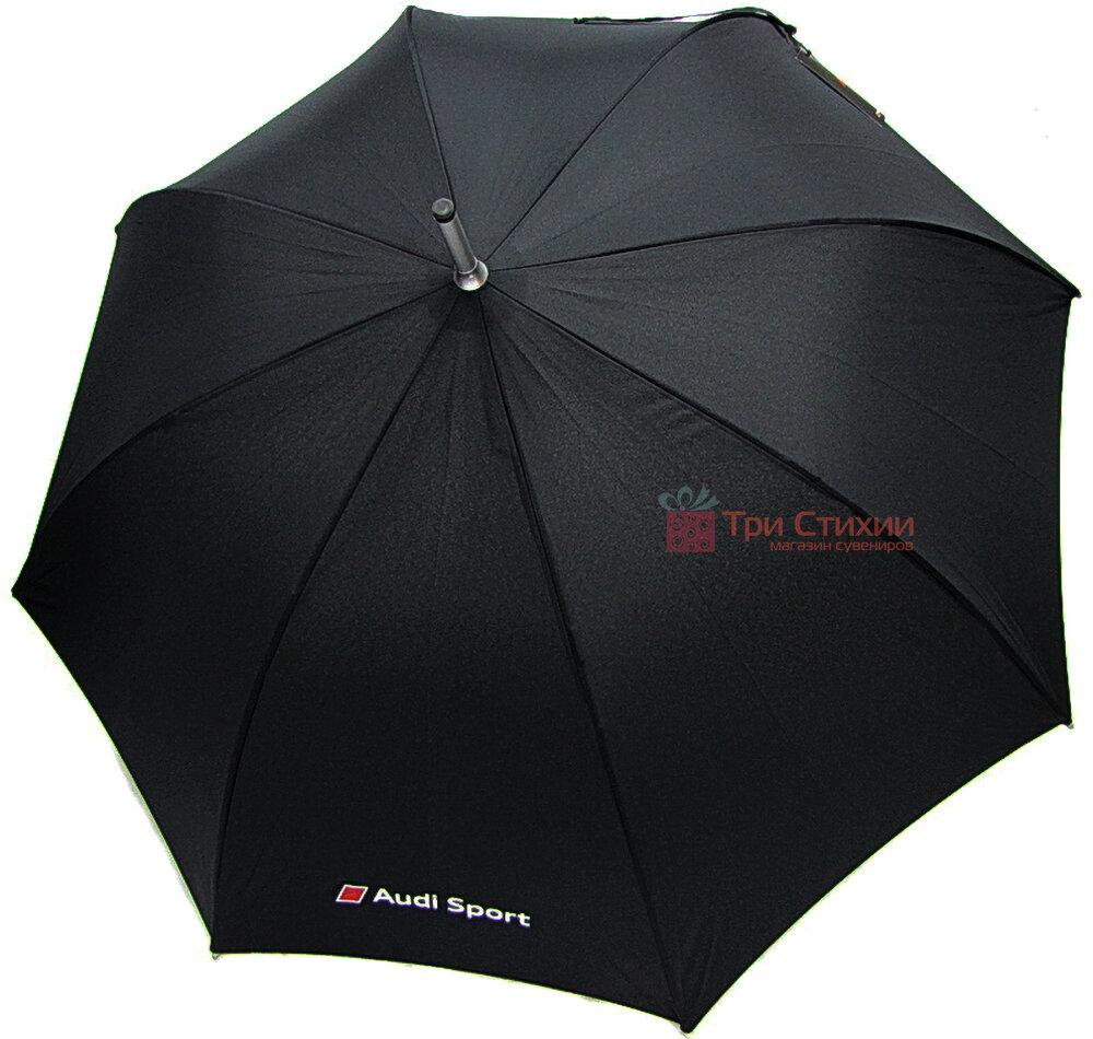 Зонт-трость Doppler 740565 AUDI полуавтомат Черный, фото 2