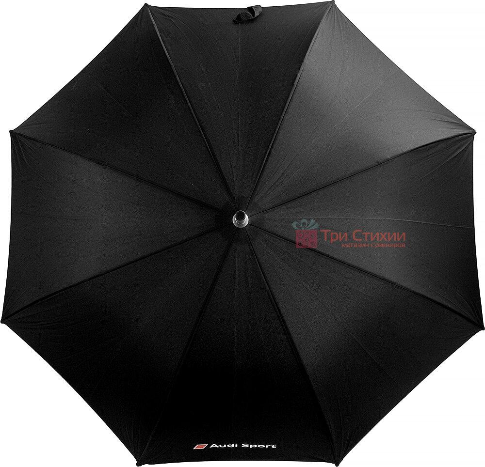 Зонт-трость Doppler 740565 AUDI полуавтомат Черный, фото 3