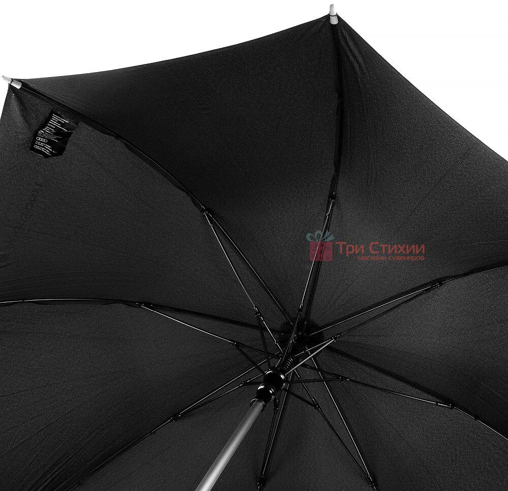Зонт-трость Doppler 740565 AUDI полуавтомат Черный, фото 4