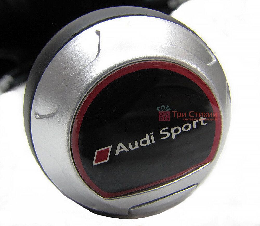 Зонт-трость Doppler 740565 AUDI полуавтомат Черный, фото 5