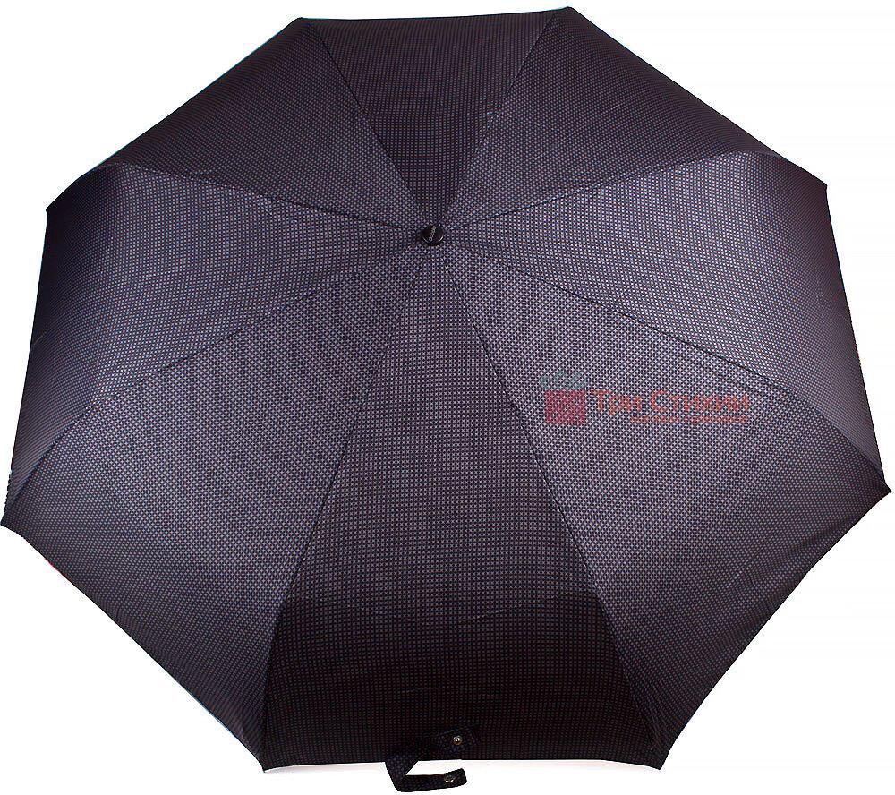 Зонт складной Doppler 743067-1 автомат Серый ромб, фото 2