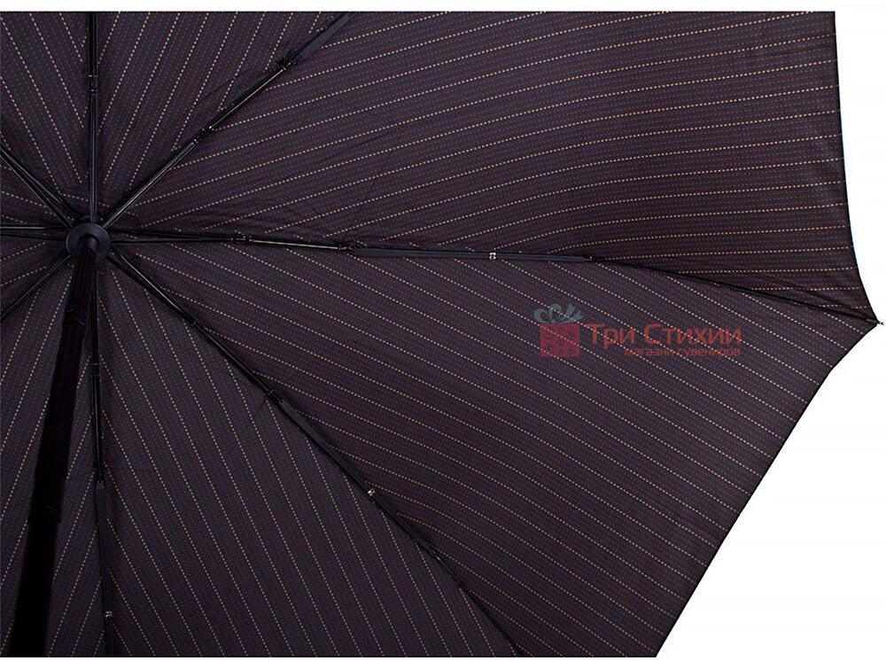 Зонт складной Doppler 743067-2 автомат Коричневый полоска, Цвет: Коричневый, фото 3
