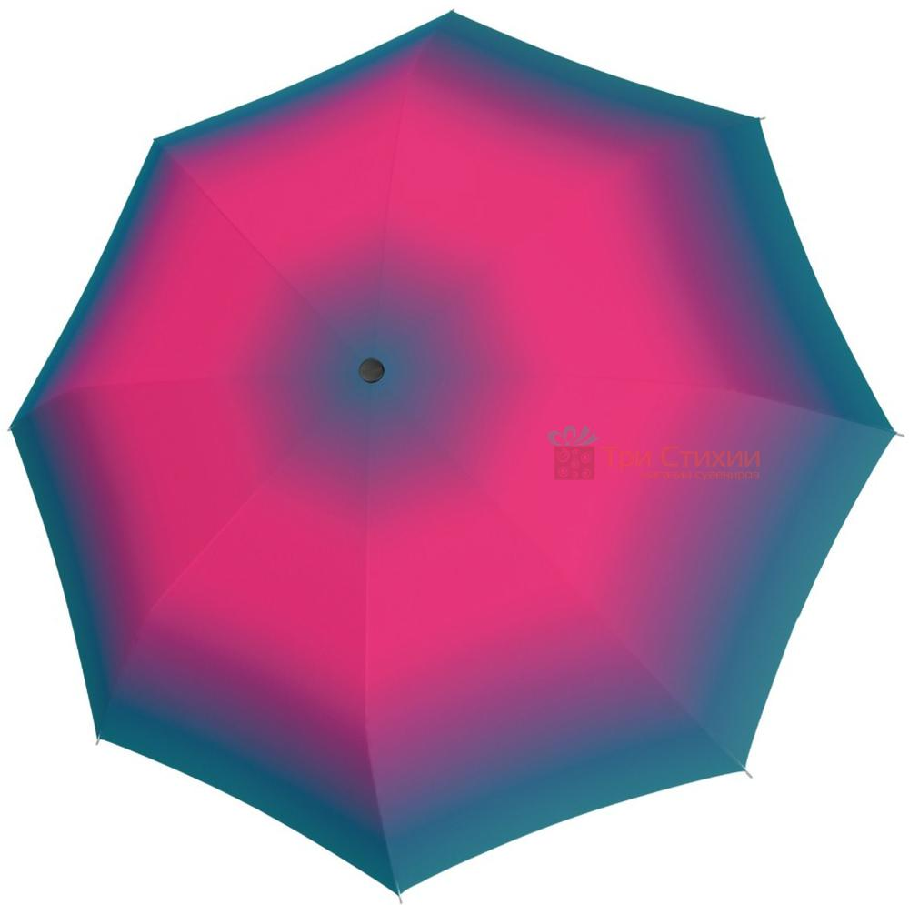 Зонт складной Doppler 7441465SR02 полный автомат Сине-малиновый, Цвет: Синий, фото