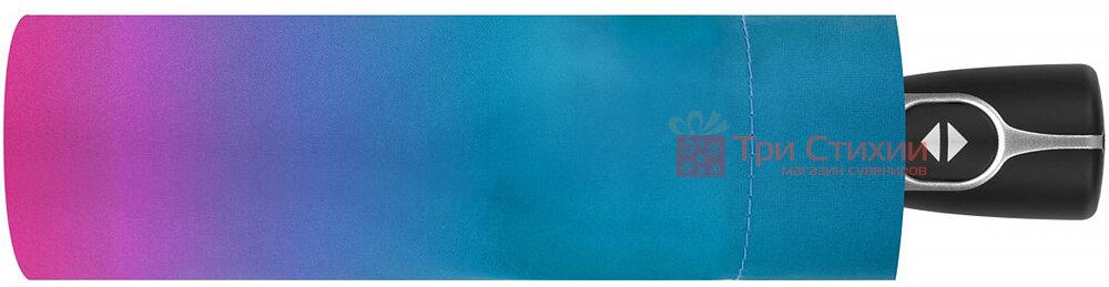 Зонт складной Doppler 7441465SR02 полный автомат Сине-малиновый, Цвет: Синий, фото 2