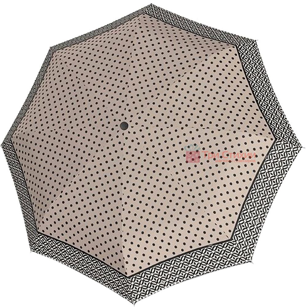 Зонт складной Doppler с UV-фильтром 744765NI-2 автомат Серый, Цвет: Серый, фото